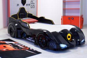 Mašina lova Betmobilis juodas