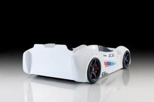 Mašina lova BMW M E-1 balta