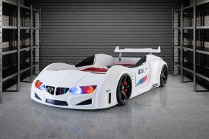 Mašina lova BMW M E-3 balta