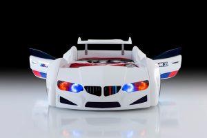 Mašina lova BMW M Z-1 balta
