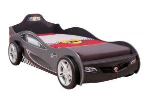Mašina lova Coupe juoda