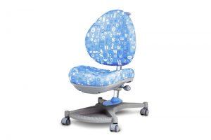 Auganti ergonominė vaiko kėdė Fantasy mėlyna