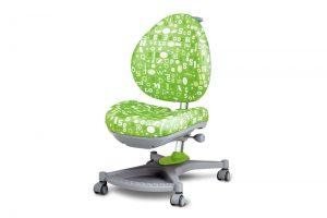 Auganti ergonominė vaiko kėdė Fantasy žalia