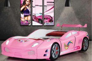 Mašina lova Enzo rožinė