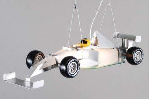 Pakabinamas šviestuvas Formulė 1