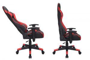 Ergonominė vaiko kėdė Racer raudona