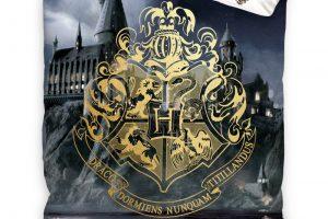 Patalynės komplektas Harry Potter Hogwarts